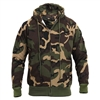 Rothco Woodland Camo Hooded Sweatshirt - 6262