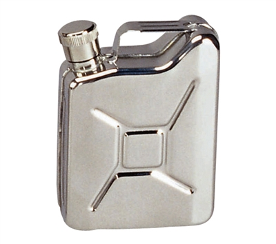 Rothco Stainless Steel Jerry Can Flask - 643
