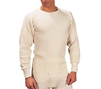 Rothco Natural Heavyweight Thermal Top - 6448