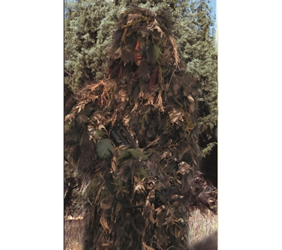 Bushrag Chameleon Synthetic Ghillie Suit - 65112