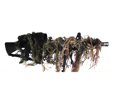 Bushrag Rifle Rag Cover - 65120