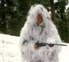 Bushrag Snow Ultralight Ghillie Set - 65132