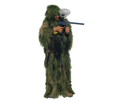 Bushrag Kids Ultralight Ghillie Suit - 65133