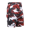 Rothco Red Camo BDU Shorts - 65221