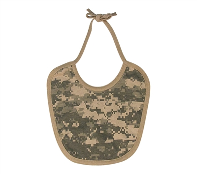Rothco Digital Camo Infant Bib - 66068