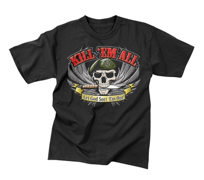 Rothco Kill Em All T-Shirt - 66160