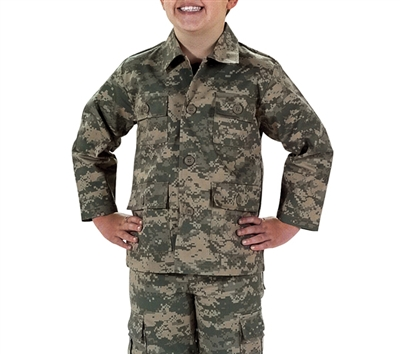 Rothco Kids Digital Camo Shirt - 66210