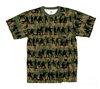 Rothco Olive Drab Soldier Camo T-Shirt - 66250