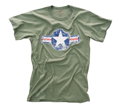 Rothco Vintage Army Air Corp T-Shirt - 66300