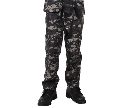 Rothco Kids Urban Digital Camo Bdu Pants - 66415
