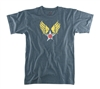 Rothco Blue Vintage Winged Star T-Shirt - 66600