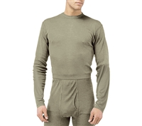 Rothco Foliage Green Silk Weight Top - 67020