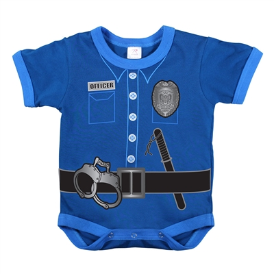 Rothco Infant Police Uniform One Piece - 67099