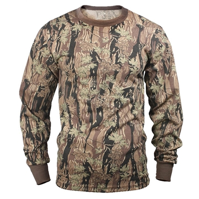 Rothco Smokey Branch Long Sleeve T-shirt - 6770