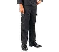 Rothco Kids Black Bdu Pants - 6794