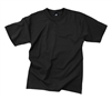 Rothco Black T-Shirt - 6989
