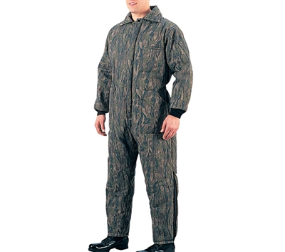 Rothco Smokey Branch Insulated Coveralls - 7035