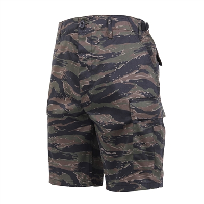 Rothco Tiger Stripe Camo BDU Shorts - 7085