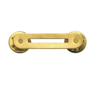 Rothco 1 Ribbon Brass Mount - 71001