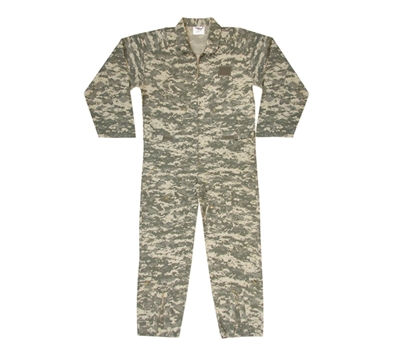 Rothco Kids Digital Camo Flight Coverall - 7208