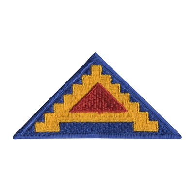 Rothco 7th Army Seven Steps To Hell Patch - 72108