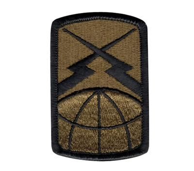 Rothco Subdued 160th Signal Brigade Patch - 72111