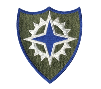 Rothco Subdued Army Corps 16 Patch - 72113