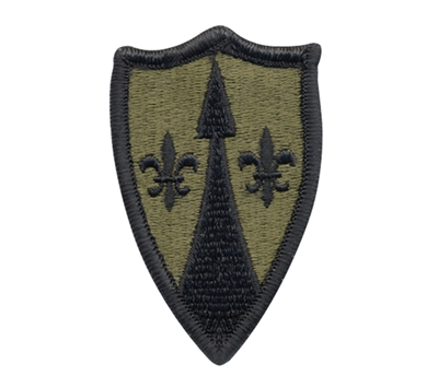 Rothco Subdued US Theater Army Europe Patch - 72137