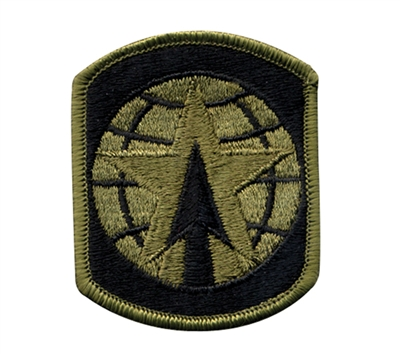Rothco Subdued 16th Military Police Brigade Patch -