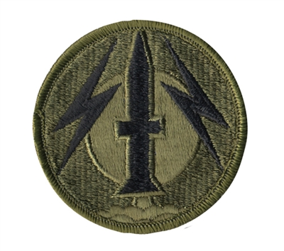 Rothco Subdued 56th Field Artillery Brigade Patch - 72145