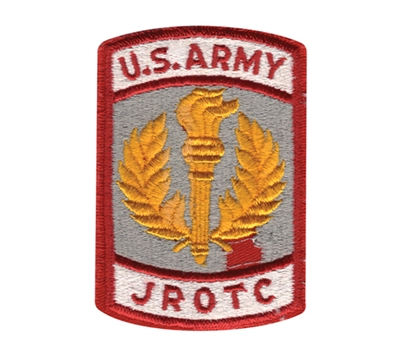 Rothco Us Army JROTC Patch - 72148