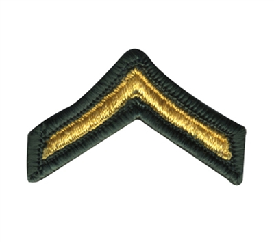 Rothco Army Private Patch - 72150
