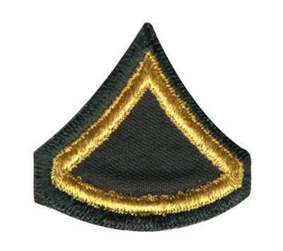 Rothco Army Private First Class Patch - 72151