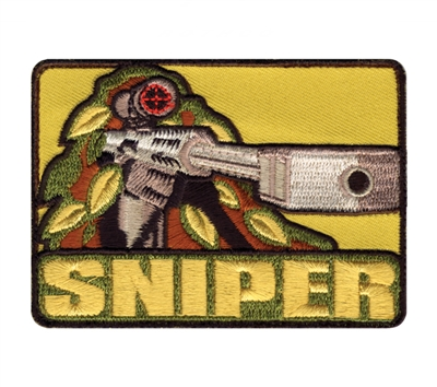 Rothco Sniper Patch - 72187