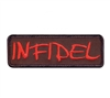 Rothco Infidel Patch - 72188