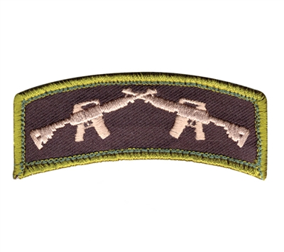 Rothco Crossed Rifles Patch - 72189