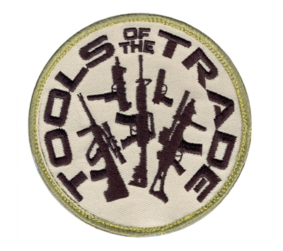 Rothco Tools Of The Trade Patch - 72192