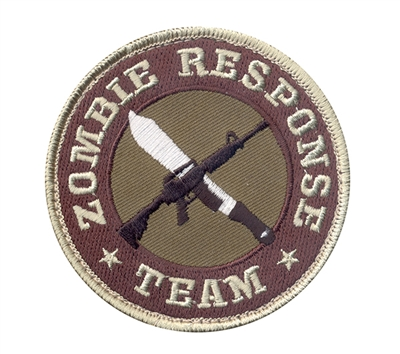 Rothco Zombie Response Team Patch - 72195