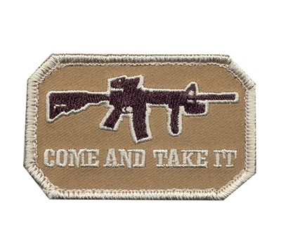Rothco Come And Take It Patch - 72196