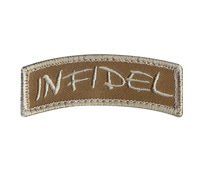 Rothco Infidel Shoulder Patch - 72199