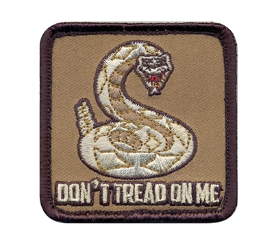 Rothco Dont Tread On Me Patch - 72201