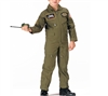 Rothco Kids Olive Drab Aviator Flight Coverall - 7302