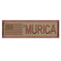 Rothco Murica Flag Patch - 73200