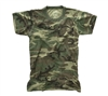 Rothco Kids Woodland Camo T-Shirt - 7605