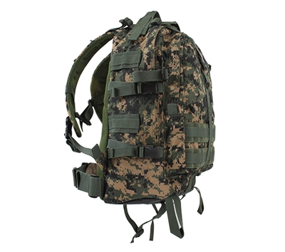 Rothco Digital Woodland Camo Large Transport Pack - 7687