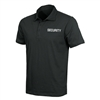 Rothco Black Law Enforcement Printed Polo Shirt 7698