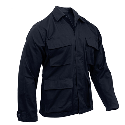 Rothco Midnight Blue BDU Shirt - 7952
