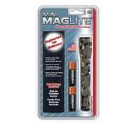 Maglite Mini Camo With Holster - M2A02H