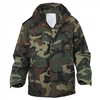 Rothco Woodland Camo M-65 Field Jacket - 7991