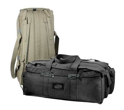 Rothco Canvas Mossad Duffle Bag - 8136